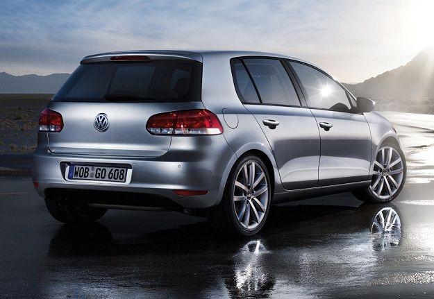 Volkswagen Golf - pierwsze miejsce w rankingu luty 2012 (32 700 sztuk; -4,2%)