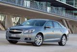 Chevrolet Malibu z bliska