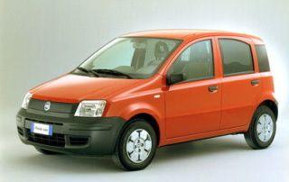 Fiat Panda Van