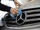 Opancerzony SUV Mercedesa