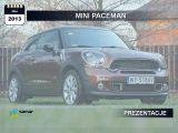 PREZENTACJA   Mini Cooper Paceman (122 KM)