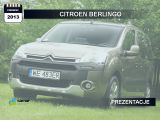 PREZENTACJA | Citroen Berlingo Multispace 1.6 VTi (95 KM) Attraction