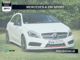 PREZENTACJA | Mercedes A250 Sport (211 KM)