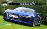 PREZENTACJA | Audi R8 Coupe 5.2 FSI V10 FSI (525 KM)