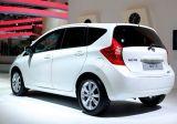 Nissan Note z nowym silnikiem