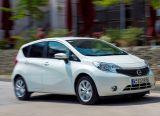 Nissan Note zamknięty w kuli [Video]