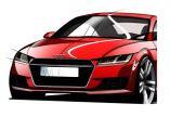 Już jedzie nowe Audi TT