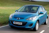 Mazda2 nadal w wysokiej formie