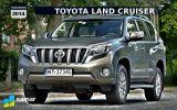 Toyota Land Cruiser 150 - duży może więcej?