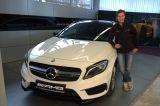 Mercedes godny Kamila Stocha