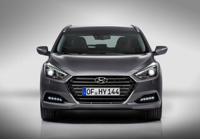 Hyundai i40 wersja po liftingu