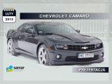 PREZENTACJA | Chevrolet Camaro Coupe 6.2 MT (432 KM)