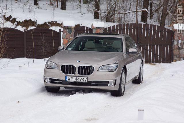 BMW serii 7 - 2013