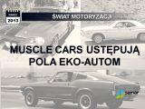 Gdzie się podziały muscle cars?