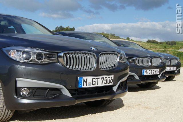 BMW 3GT 2013