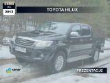 PREZENTACJA | Toyota Hilux 2.5 D-4D (144 KM) 4x2 DL z pojedynczą kabiną