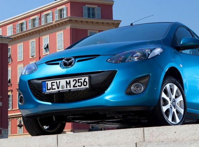 Mazda2 obecnej generacji