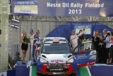 Ogier wygrywa w Rajdzie Finlandii, Kubica na podium