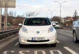 Nissan LEAF na targach Dom Inteligentny