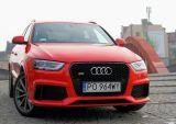 Audi RS Q3 dostępne w polskich salonach