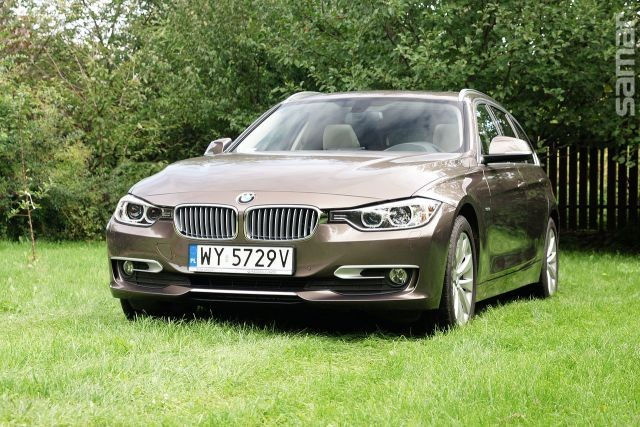 BMW 320d xDrive Touring 2013