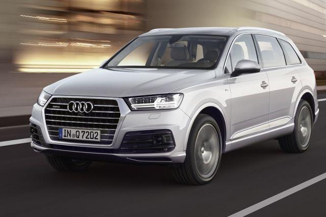 Audi Q7 nowej generacji