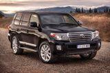 Pożegnanie Toyoty Land Cruiser V8