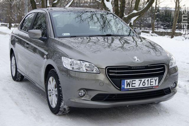 Peugeot 301 - 2013