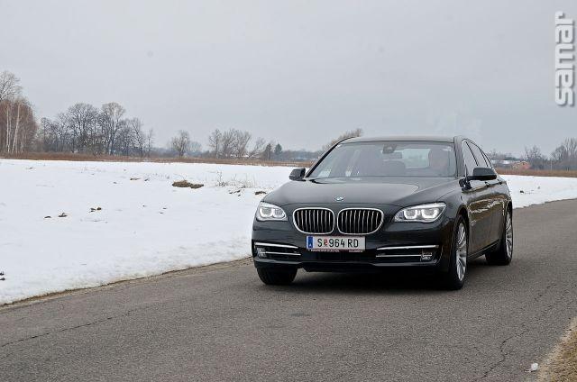 BMW 7 - 2013