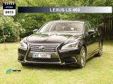 PREZENTACJA | Lexus LS 460 (370 KM) Elite