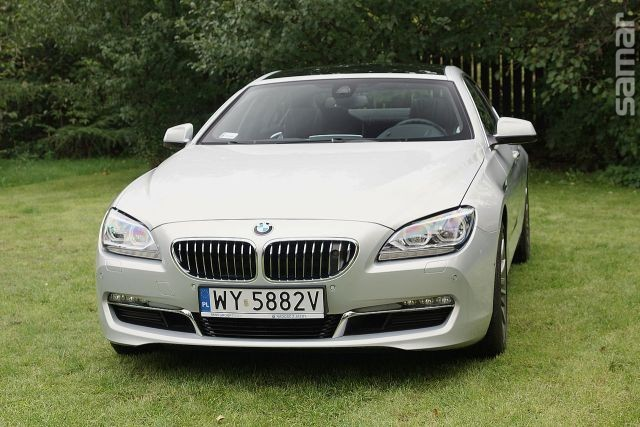 BMW 6 GranCoupe 2013