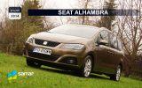 PREZENTACJA | Seat Alhambra 1.4 TSI (150 KM) Reference