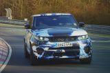 Range Rover Sport SVR. Mocy przybywaj!