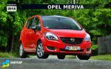 Opel Meriva 1,6 CDTI – nadal jest trendy?
