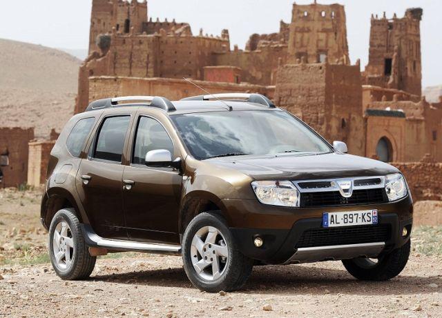 Dacia Duster aktualna wersja