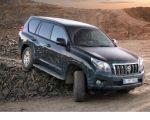 CENY | Toyota Land Cruiser z dieslem 3.0 o mocy 225 KM