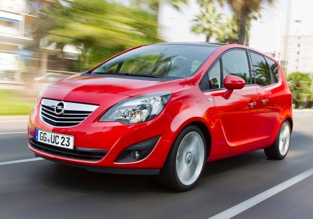 Opel Meriva aktualna wersja