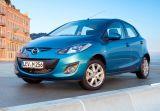 Mazda2 w nowych konfiguracjach