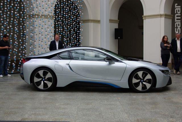 BMW i8 - 2014