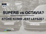 Superb II kombi vs Octavia III kombi