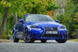 Lexus IS 300h F Sport 2014