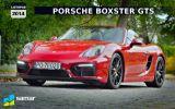 Porsche Boxster GTS – czy to aby nie 911?