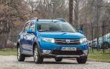 Dacia Sandero Stepway 2014