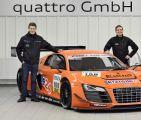 Audi przekazało setny samochód wyścigowy w ręce MS Racing