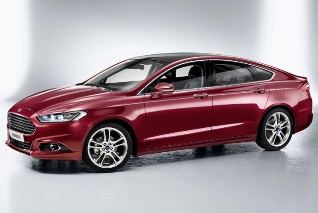 Ford Mondeo (wersja europejska)