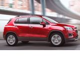 Chevrolet Trax ma 5 gwiazdek w testach Euro NCAP