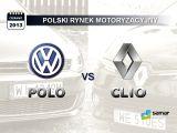PORÓWNANIE | Volkswagen Polo vs Renault Clio