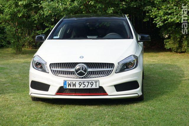 Mercedes A - Klasa 2013
