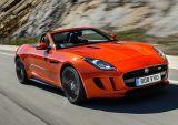 Dach Jaguara F-Type otwiera się w 12 sekund