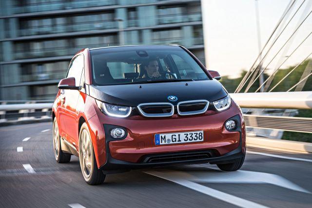 BMW i3 - 2013